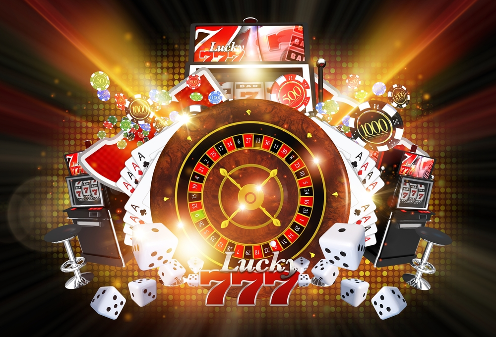 Casino games free to play online