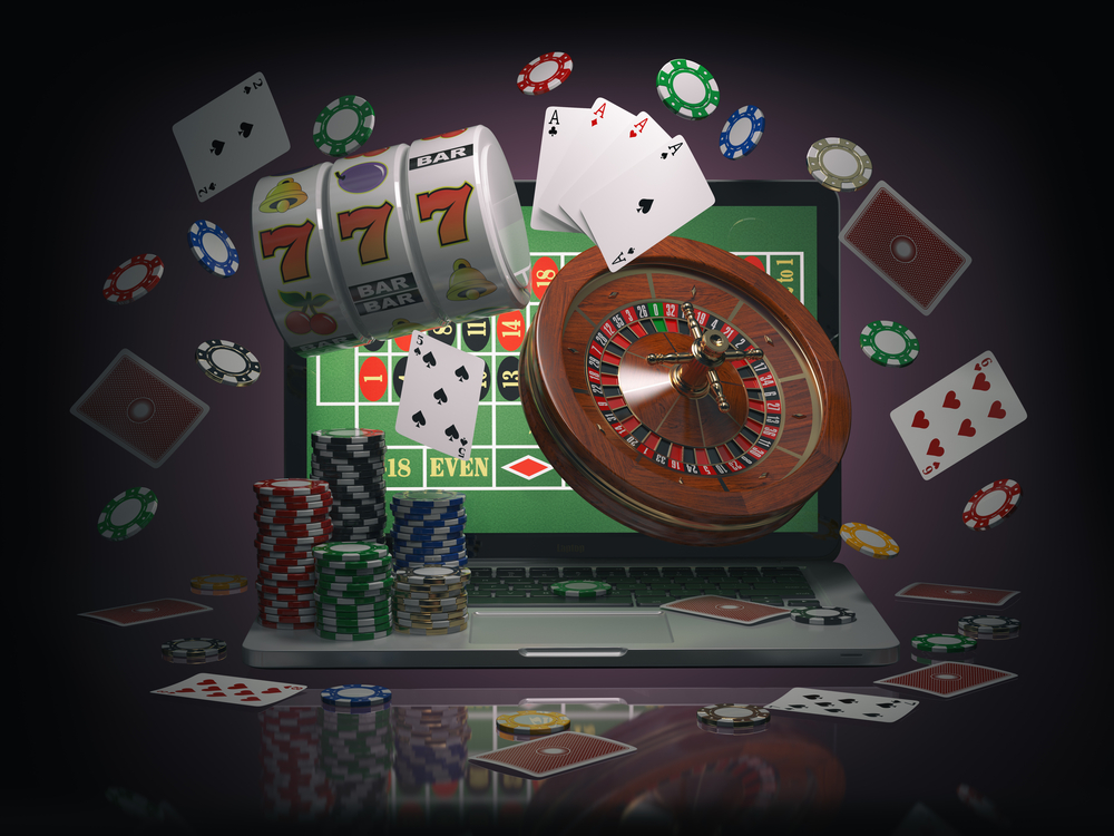 Home casino laws